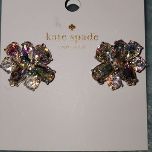 Kate Spade Sparkly Earrings